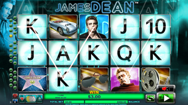 James Dean Screenshot