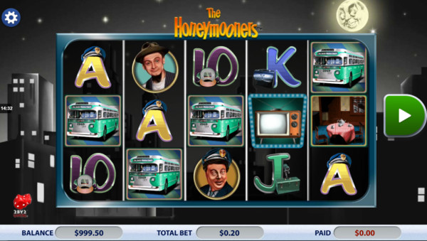 The Honeymooners Screenshot