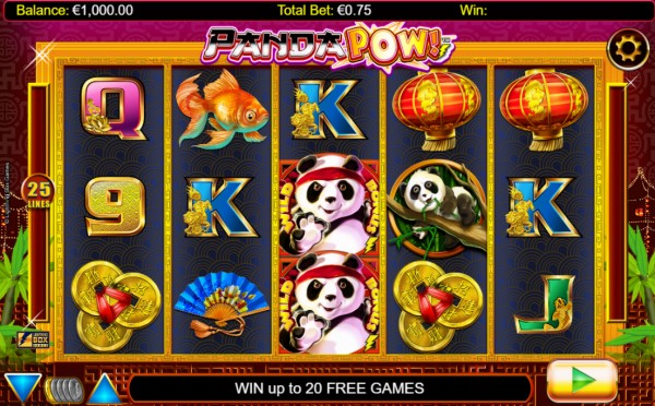 Panda Pow Screenshot