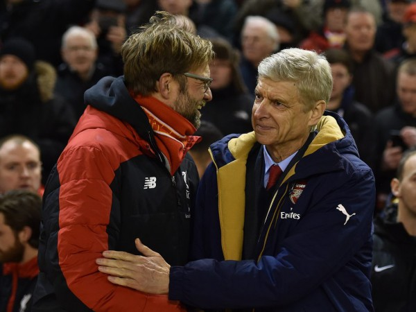 Klopp and Wenger