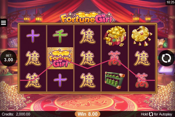 Fortune Girl Screenshot