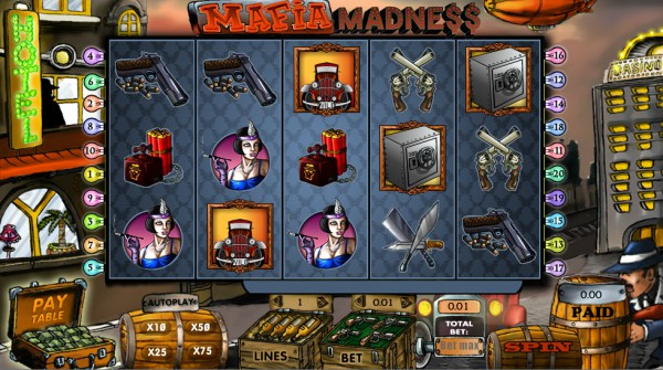 Mafia Madness Screenshot