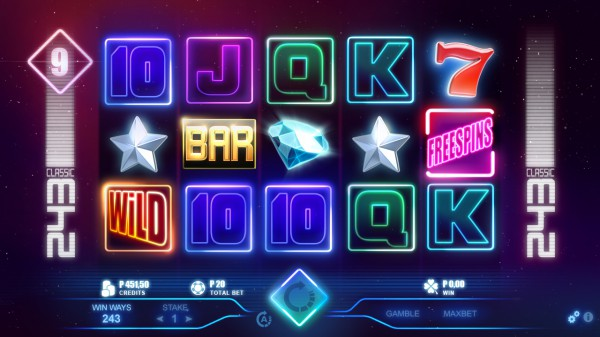 Play The New Classic 243 Slot At Microgaming Casinos