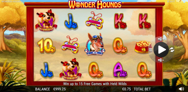 Wonder Hounds Screenshot