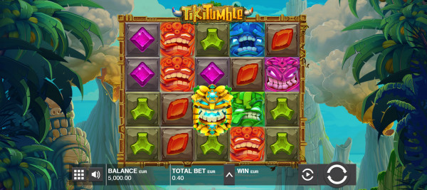 Tiki Tumble Screenshot