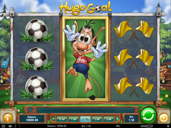 Hugo Goal Screenshot