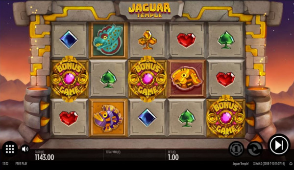 Jaguar Temple Screenshot