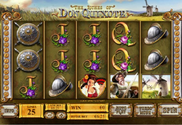 The Riches of Don Quixote Screenshot
