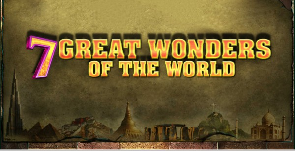 Seven Great Wonders of the World
