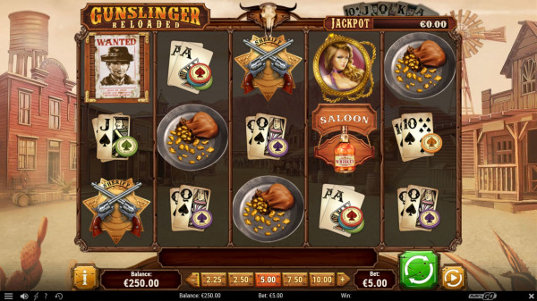Gunslinger: Reloaded Screenshot