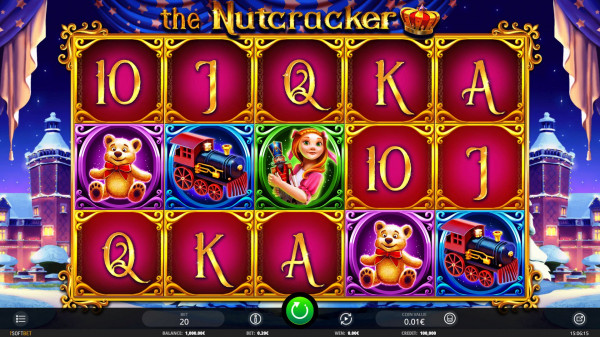 The Nutcracker Screenshot