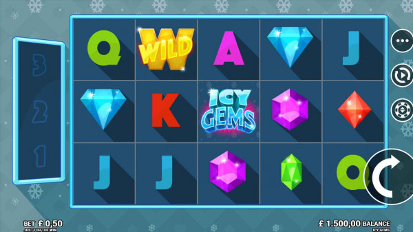 Icy Gems Screenshot