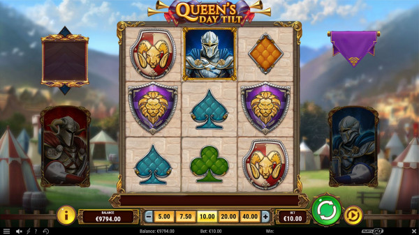 Queen's Day Tilt Screenshot