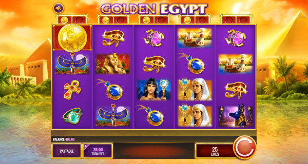 Golden Egypt Screenshot