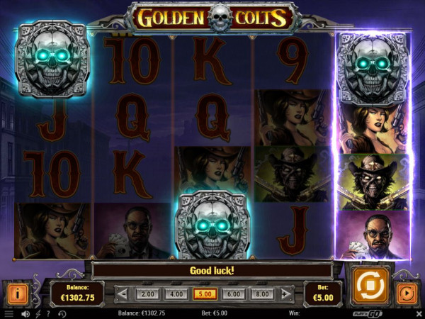 Golden Colts Screenshot