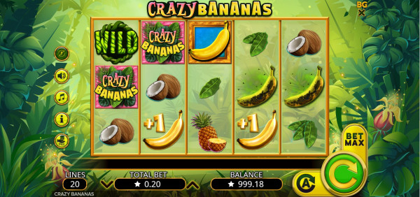 Crazy Bananas Screenshot