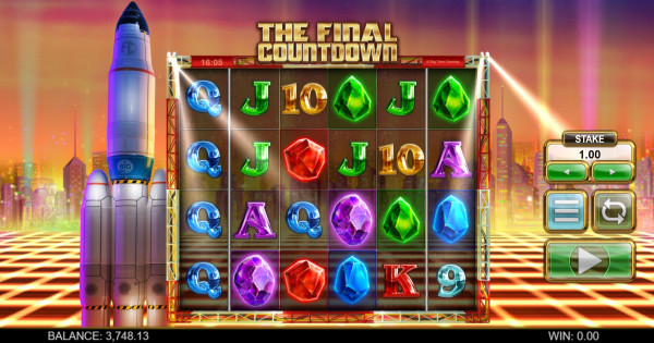 The Final Countdown Screenshot