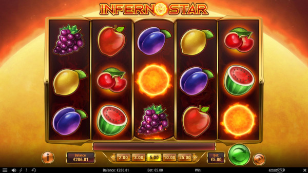 Inferno Star Screenshot