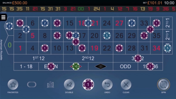 American Roulette from Switch Studios: Game Review - live the
