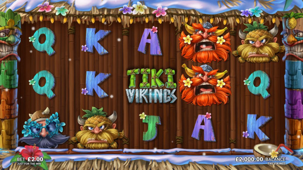 Tiki Vikings Screenshot