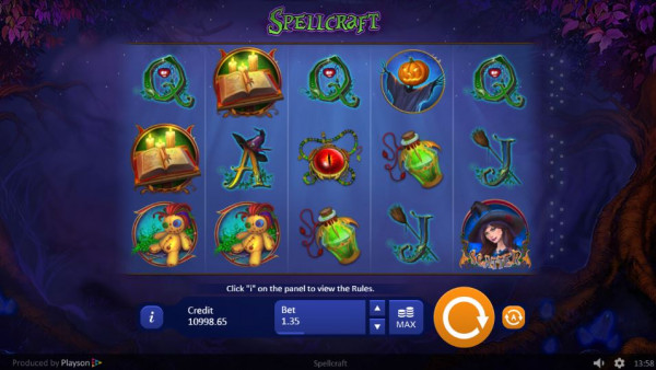 Spellcraft Screenshot