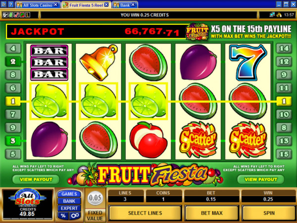Fruit Fiesta Screenshot