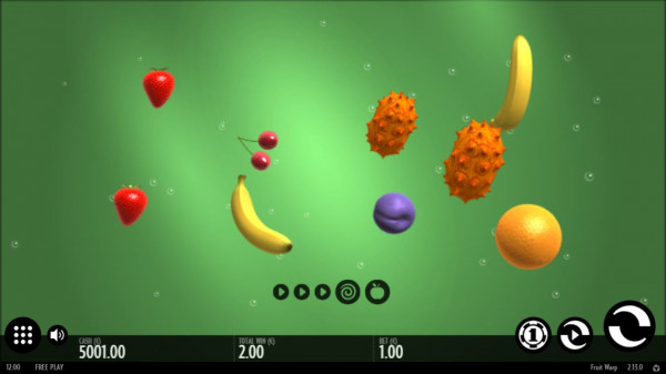 Fruit Warp Screenshot