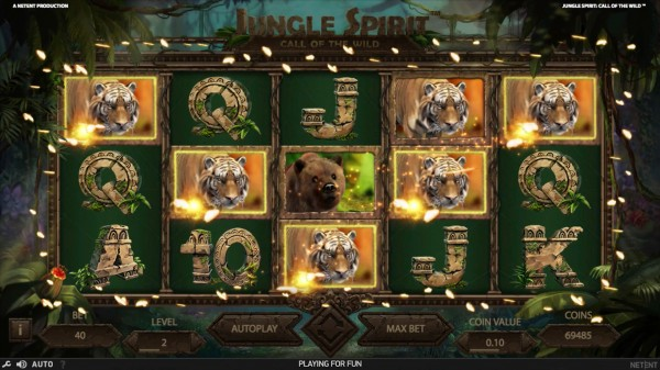 Jungle Spirit: Call of the Wild Screenshot