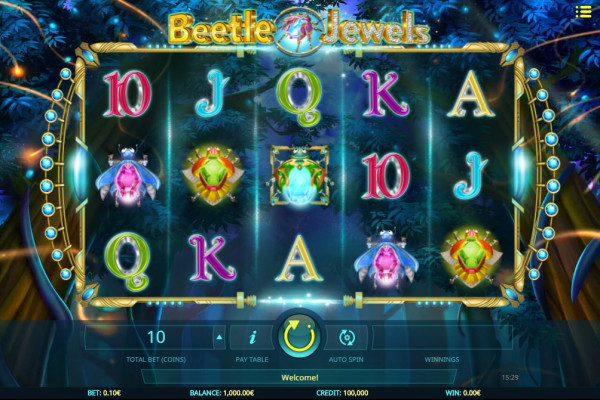 Beetle Jewels Screenshot