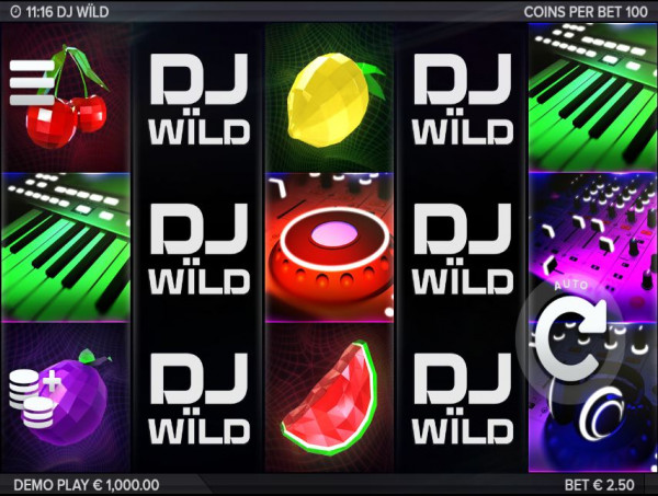 DJ Wild Screenshot